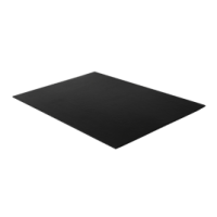 Пластик 2 мм 700*1800 черный