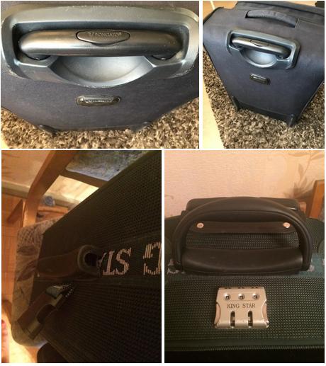 отремонтировать чемодан